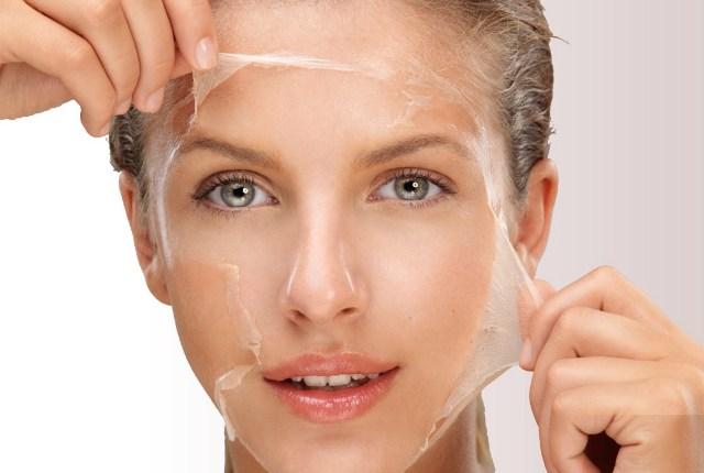 Homemade Facial Chemical Peels 1