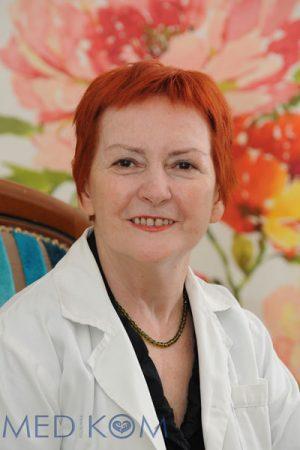 Prim. Dr Galić Lukić Anica, internista endokrinolog