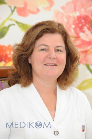 Dr Gordana Bratić, lekar opšte prakse