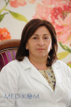 Dr Ljiljana Nedeljković ginekolog